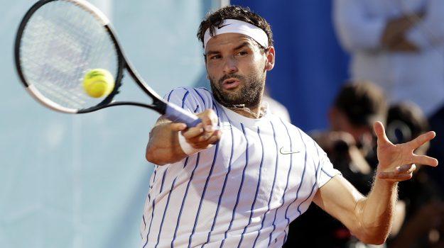 coronavirus, tennis, Grigor Dimitrov, Sicilia, Sport