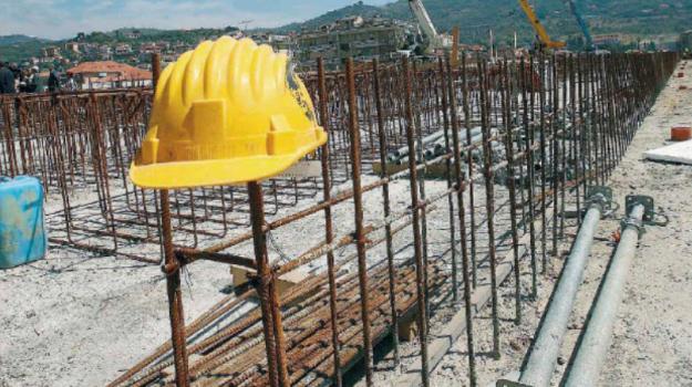 lavoro, sicurezza, Calabria, Economia