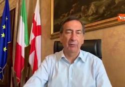 Fase 3, Sala: «Basta smart working, è ora di tornare a lavorare» Le parole del sindaco di Milano - Agenzia Vista/Alexander Jakhnagiev