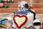 Il funerale di Milena Visalli, a Messina dolore ed emozione per l'ultimo abbraccio