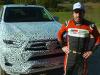 Il nuovo Toyota Hilux testato da Fernando Alonso