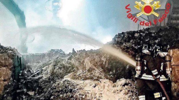 incendi, lamezia, rifiuti, Catanzaro, Calabria, Cronaca