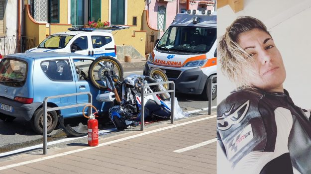 incidente mortale, via consolare pompea, Milena Visalli, Messina, Sicilia, Cronaca