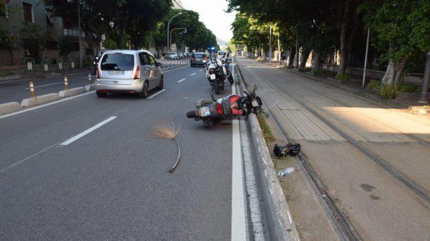 incidente, viale della libertà, Messina, Sicilia, Cronaca