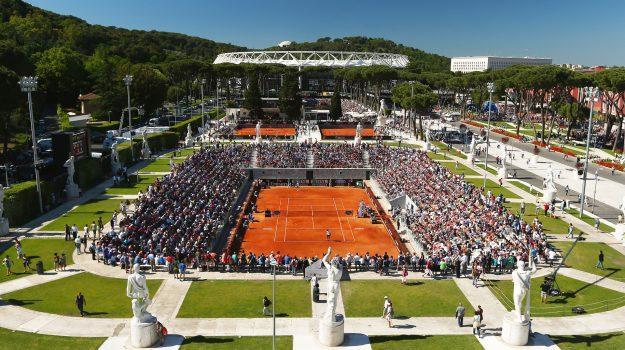 roma, tennis, Sicilia, Sport