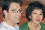 Lonnie Kocontes e Micki Kanesaki