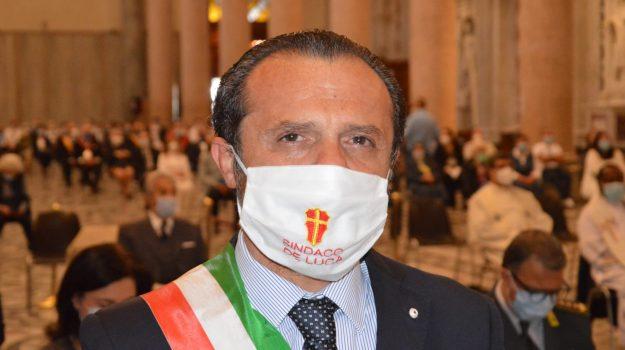 messina, Cateno De Luca, Messina, Sicilia, Politica