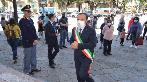 Cateno De Luca, Messina, Sicilia, Politica