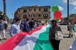 2 giugno a Messina, la contro manifestazione del centrodestra a piazza Cairoli