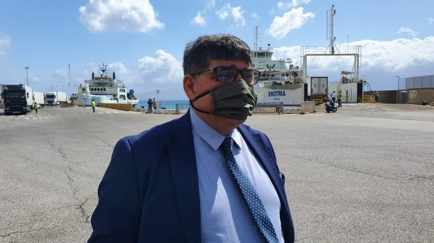 autorità portuale messina, Messina, Economia