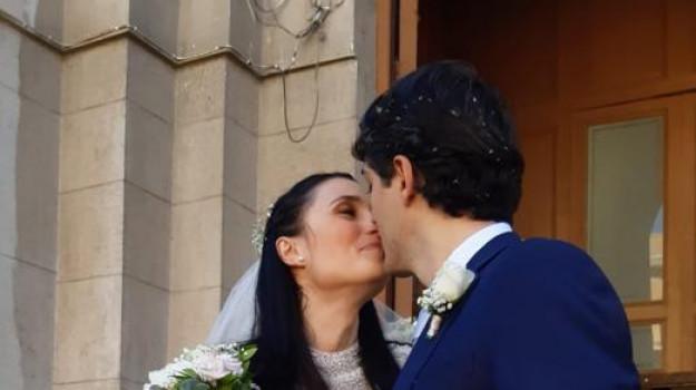 coronavirus, matrimonio, Domenico Spinelli, Lilly La Fauci, Messina, Sicilia, Società
