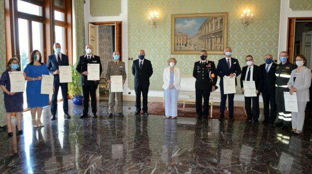 Festa della Repubblica a Messina, consegnate le onorificenze al merito