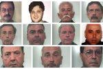 Mafia sulle Madonie, colpo al clan di San Mauro Castelverde: nomi e foto