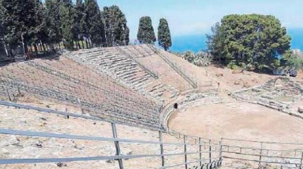 messina, Parco archeologico Tindari, Tyndaris, Messina, Cultura