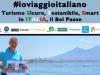 """Pecoraro Scanio """"#Restarttourism parte da Roma grazie all'Onu"""""""