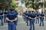 Polizia di Reggio Calabria, 90 nuovi agenti assegnati alla Questura