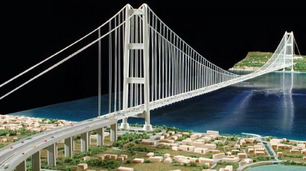 ponte sullo stretto, Nello Musumeci, Sicilia, Economia