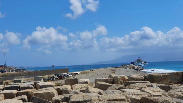 infrastrutture, porto di tremestieri, Messina, Sicilia, Economia