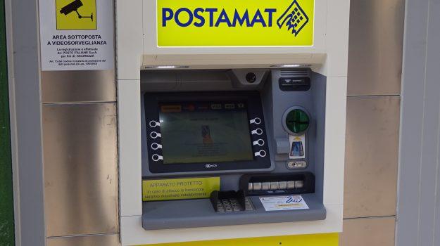 bancomat, banconote, sciacca, Sicilia, Cronaca