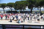 Agenzie di viaggi e operatori turistici al collasso, protesta all'aeroporto di Lamezia