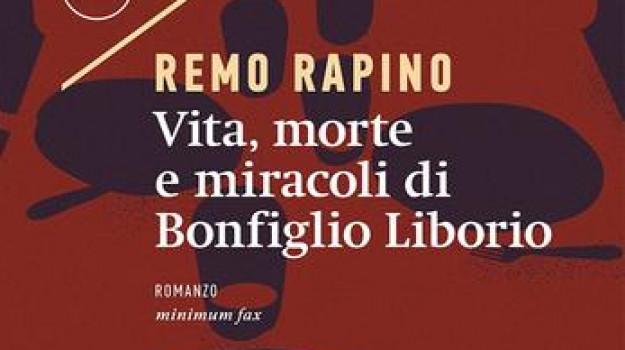 libri, Remo Rapino, Sicilia, Cultura