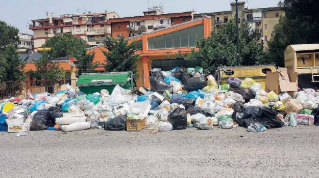 regione calabria, rifiuti, Calabria, Politica