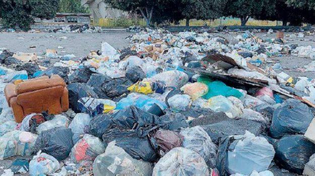 discariche, rifiuti, Reggio, Calabria, Cronaca