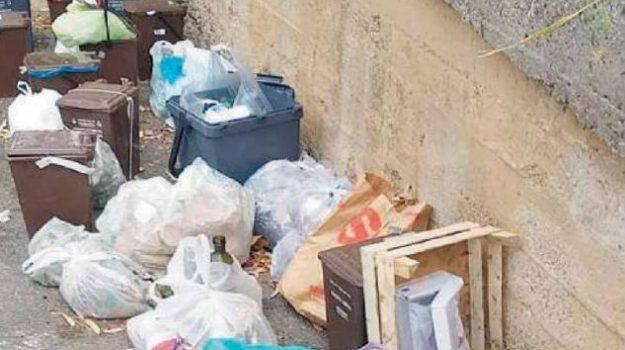 rifiuti, sindacati, Messina, Sicilia, Cronaca