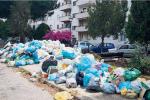 """Emergenza rifiuti a Reggio, il rione Arghillà è una """"bomba ecologica"""""""