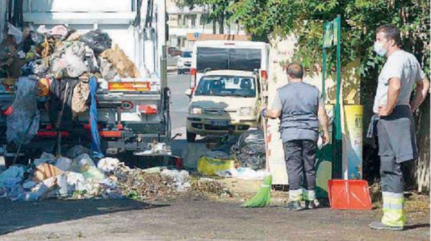 lavoro, rifiuti, vibo valentia, Catanzaro, Calabria, Economia