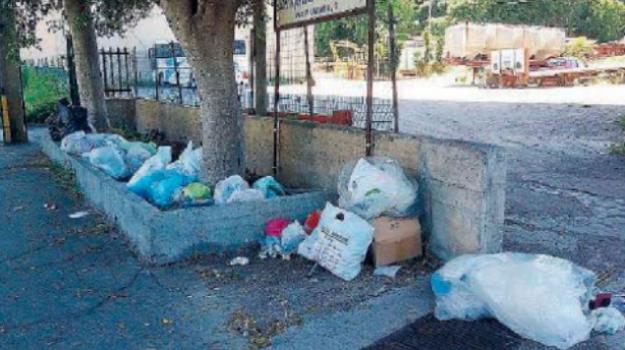 comune, rifiuti, Messina, Sicilia, Cronaca