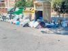 Corigliano Rossano, da ieri servizio interrotto: in città riappaiono i rifiuti