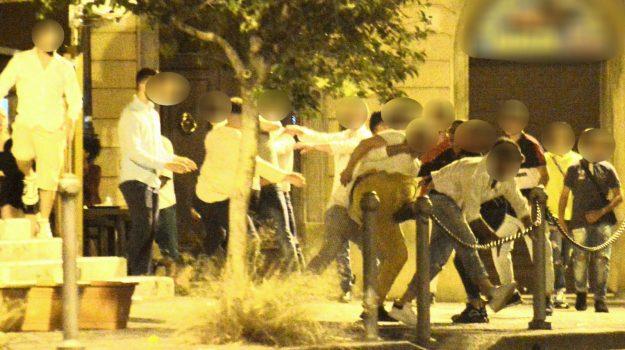 movida, rissa, violenza, Messina, Sicilia, Cronaca