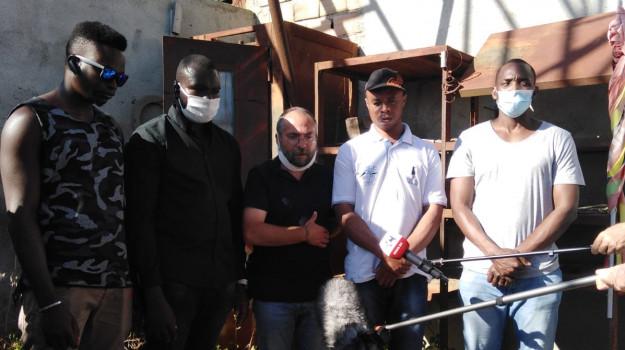 migrante, san calogero, Soumaila Sacko, Sicilia, Archivio