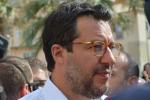 """Ballottaggio a Reggio, Salvini: """"Se vinciamo il Ponte sullo Stretto sarà realtà"""""""