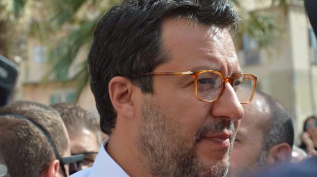 lega, scuola, Lucia Azzolina, Matteo Salvini, Calabria, Politica