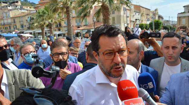 lega, Matteo Salvini, Calabria, Politica