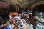 Real Cittadella di Messina, iniziato lo sgombero: via gli occupanti abusivi - Foto