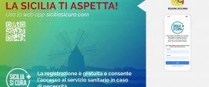 Turisti in contatto con la sanità regionale, così funziona l'app SiciliasiCura