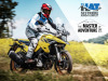 Suzuki all'Hat Sestriere Adventure Fest 2020