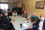 Progetti e nuove opere da realizzare a Messina, vertice operativo a Palermo