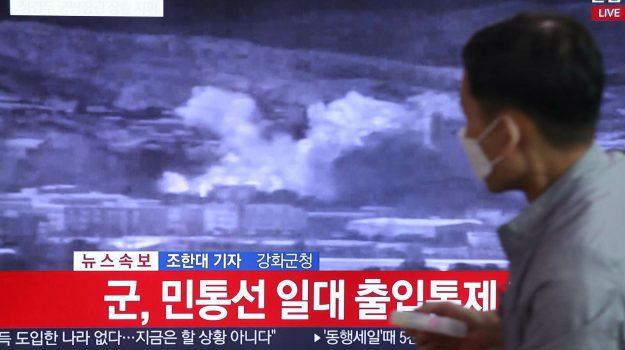 corea del nord, corea del sud, Kim Jong un, Kim Yo-jong, Moon Jae-in, Sicilia, Mondo