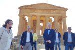 Valle dei Templi di Agrigento, arriva al parco archeologico un percorso per disabili