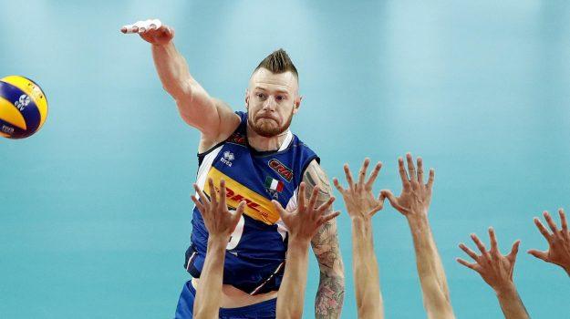 volley, Ivan Zaytsev, Sicilia, Sport