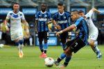 L'Inter gioca a tennis col Brescia: finisce 6-0
