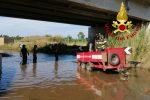 Allagamenti tra Patti e Gioiosa Marea, vigili del fuoco in azione con le idrovore