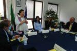 """Scuola, la ministra Azzolina in Calabria: """"Qui problematiche simili al resto d'Italia"""""""