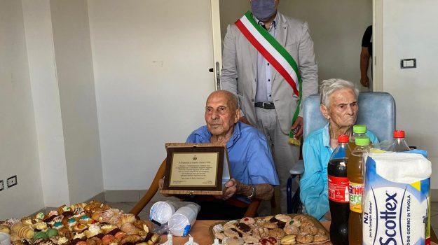 centenario, francavilla angitola, Francesco Anello, Catanzaro, Calabria, Società