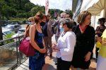 """Catanzaro, la senatrice Vono (IV) al Centro calabrese di solidarietà: """"Qui per dimostrare vicinanza"""""""