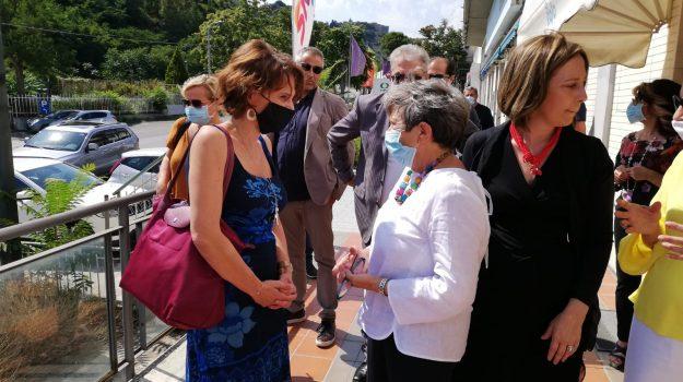 centro solidarietà calabrese, Elena Bonetti, Silvia Vono, Catanzaro, Calabria, Politica